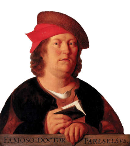 Paracelso (1494–1541).