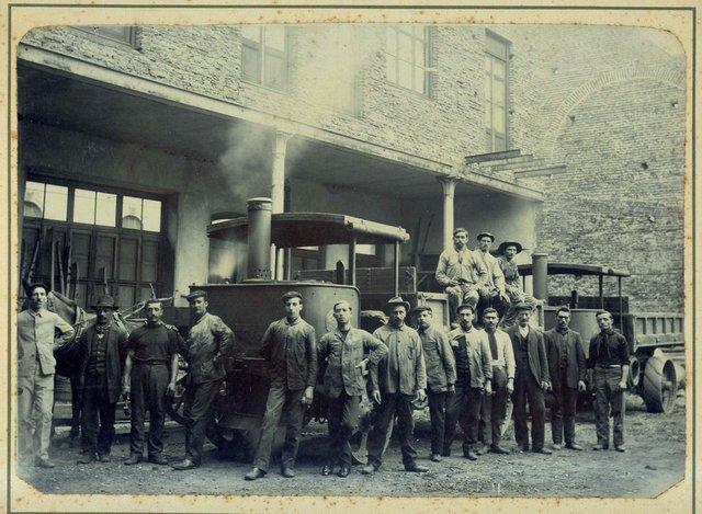 Año 1919 (Etapa social de la Medicina Laboral).