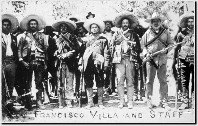 LA GUERRA CIVIL 1910-1921