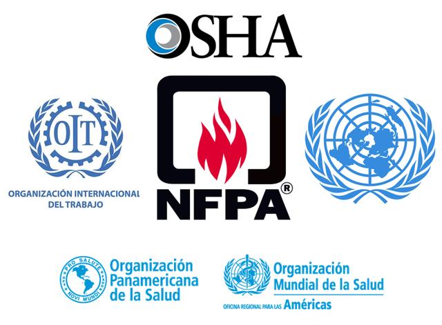 Organismos Internacionales que velan por la Seguridad y la Salud en el Trabajo.