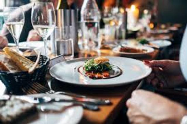 Reglamento para restaurantes, cafeterías y similares.