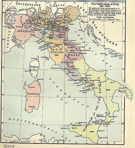 Восшествие на престол Умберто I