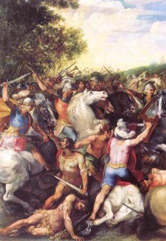 TULIO HOSTILIO - TERCER REY (c. 673-c. 642 a. C.)