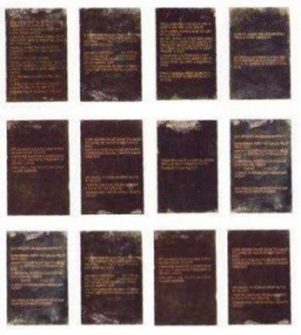 ELABORACIÓN DE LA LEY DE LAS DOCE TABLAS (Lex duodecim tabularum o Duodecim tabularum leges) o Ley de igualdad romana