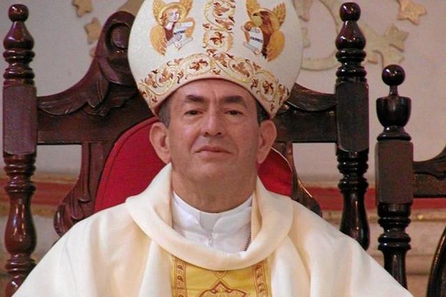 Posesion de Monseñor Isaias Duarte Cancino como Arzobispo de Cali.