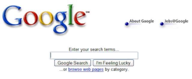 Explosão do Google