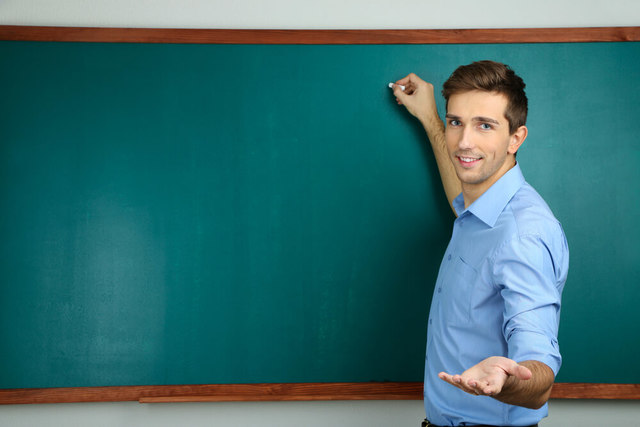 Início da experiência como educador