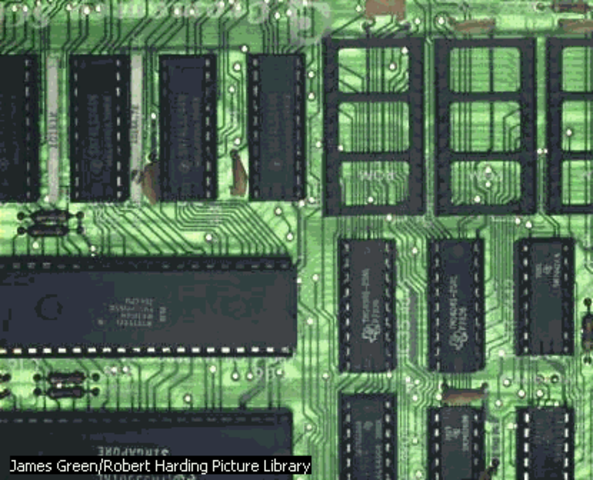 3ª generacion chips o circuitos integrados