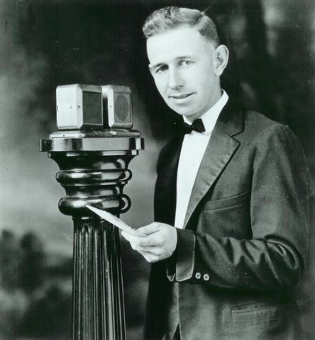 First Radio Transmissions from KDKA radio.