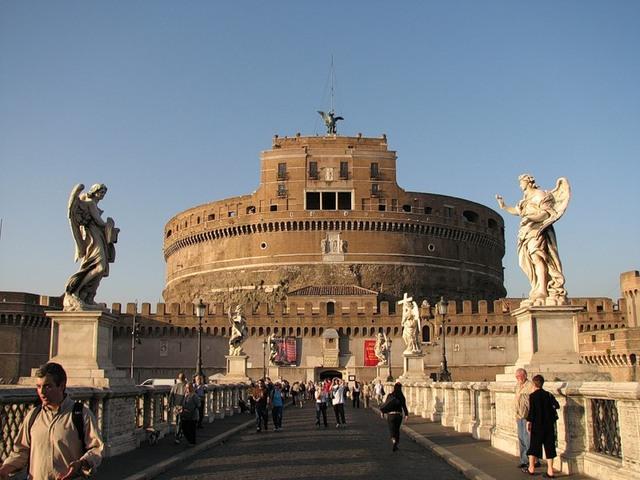 итальянские войска вступают в Рим