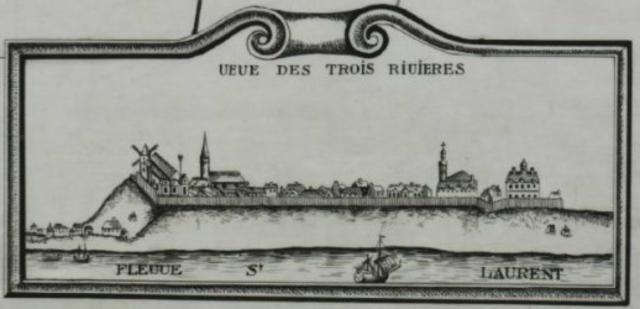 The Foundation of Trois-Rivières