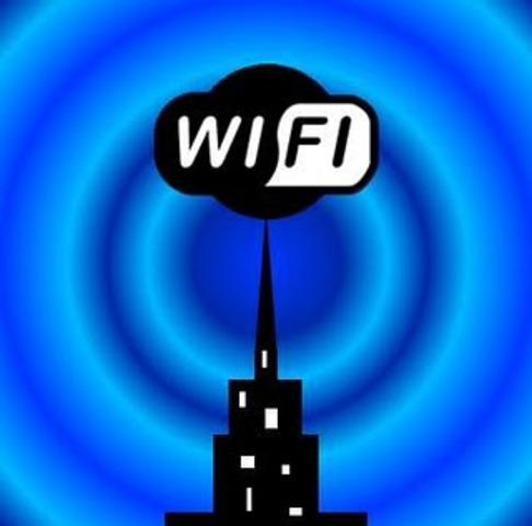 Comienza a implantarse la tecnología inalámbrica por ondas de radio.