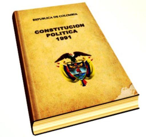 Constitución Política de 1991.