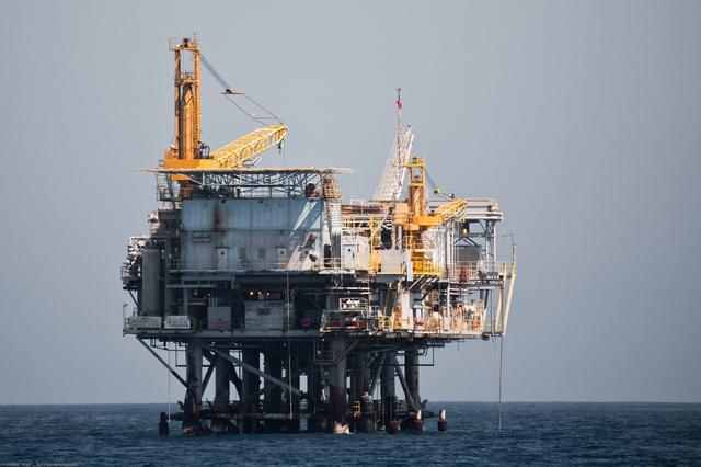 Santa Barbara Oil Spill Occurs