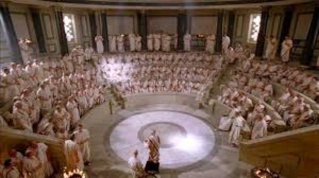Termino de la época Monárquica y comienzo de la época Republicana de Roma