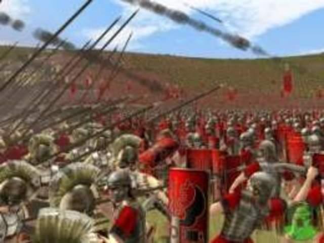 Empieza Guerras Samnitas