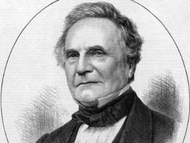 Чарльз Бэббидж (Charles Babbage), изобретатель компьютера