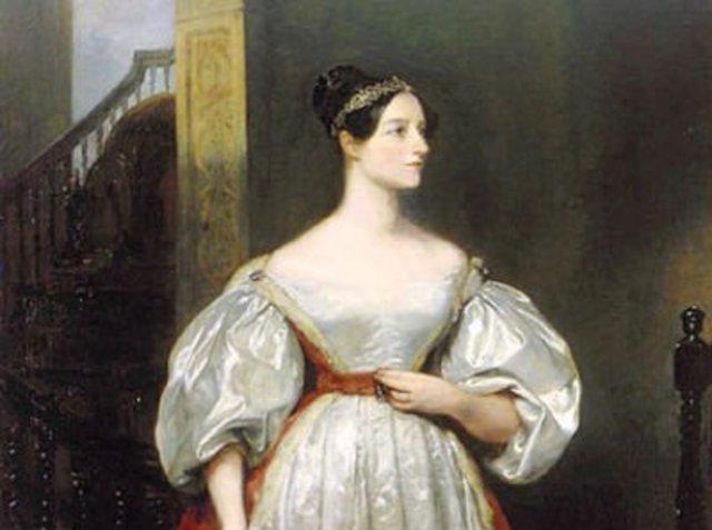 Ада Лавлейс (Ada Lovelace), первый программист