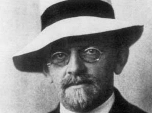 Давид Гильберт (David Hilbert), покровитель учителей математики