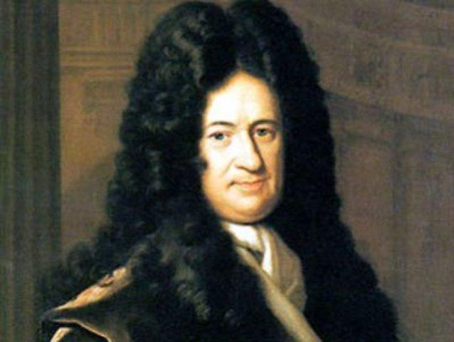 Готфрид Лейбниц (Gottfried Leibniz), всегда в тени Ньютона