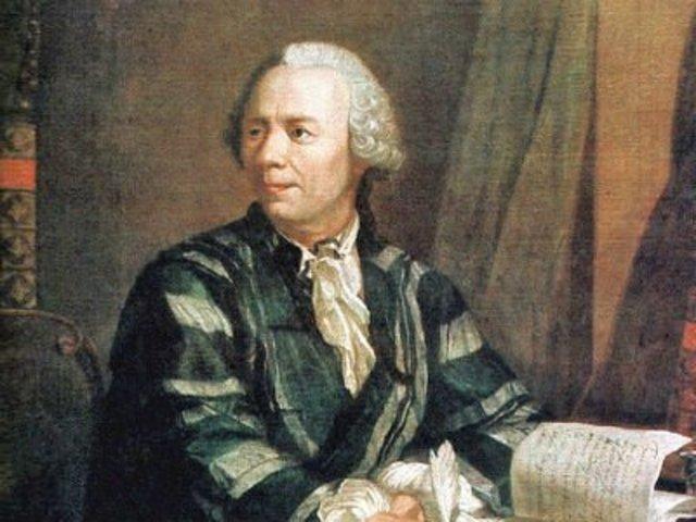 Леонард Эйлер (Leonhard Euler), математик с воображением
