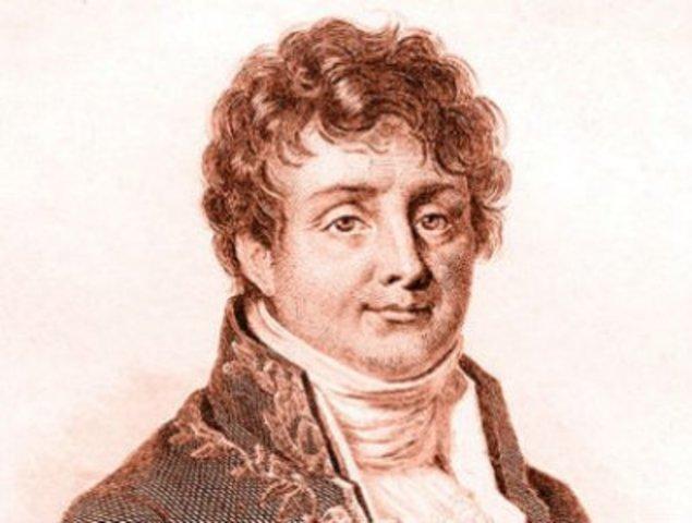Жозеф Фурье (Joseph Fourier) объяснил парниковый эффект