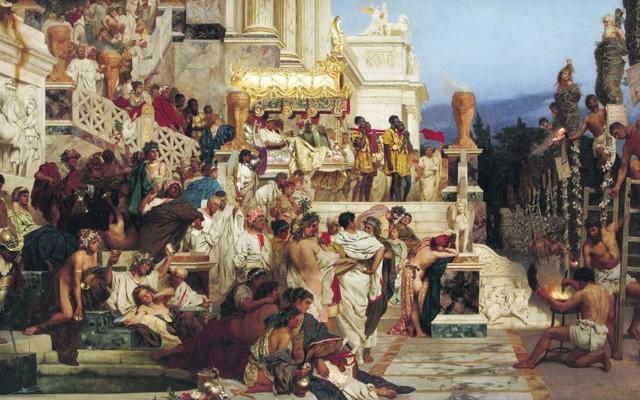 EL ALTO IMPERIO (27 a.C-305 d.C)