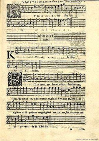 Textura y formas musicales