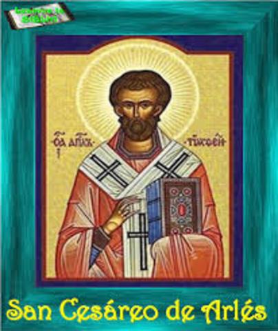 Regla de san Cesáreo de Arles