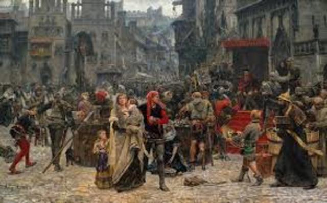 Elaboración de la primera cultura medieval precarolingia