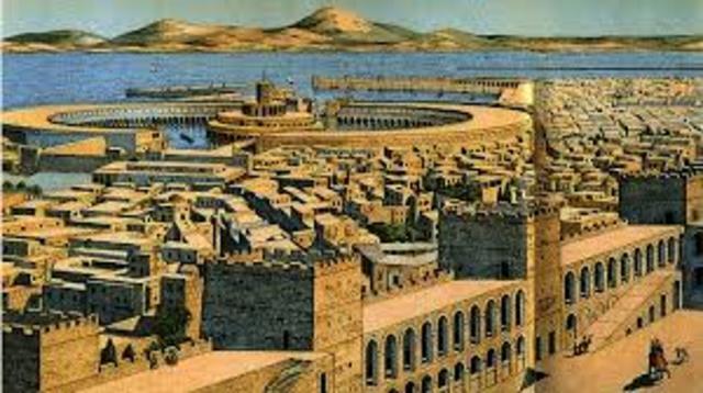 Toma de Cartago