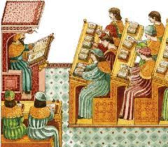 La universidad de Constantinopla