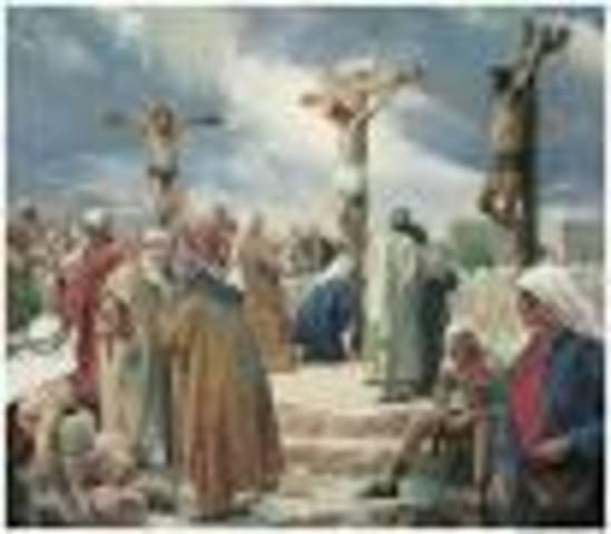 Crucifixion de Jesus de Nazareth