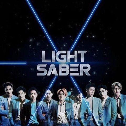 """Foi lançado a música- """"Lightsaber"""""""