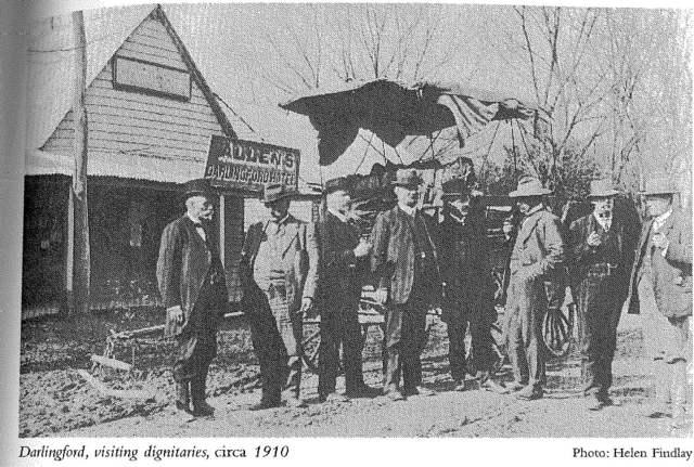 The Birth of Darlingford