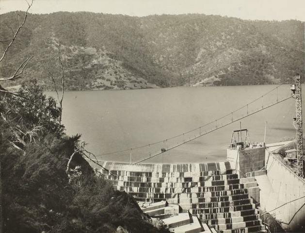 Completion of the Sugarloaf Reservoir