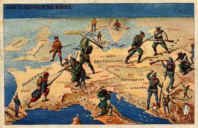 The European War