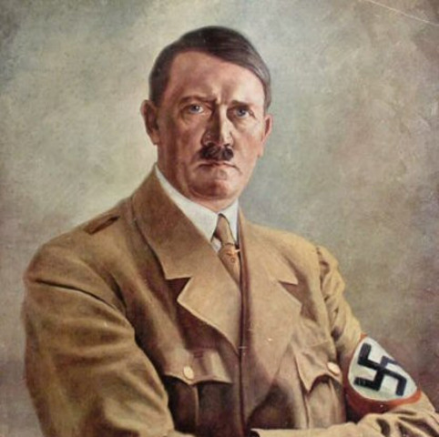 Hitler Commits Sucicide
