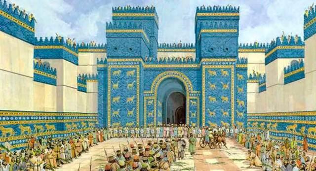 La Babilonia Suprema (Gods in the Desert)