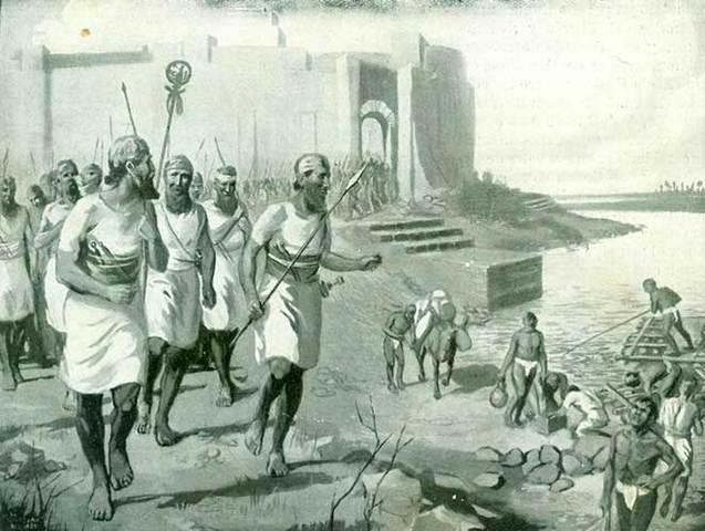 El Imperio Asirio (Gods in the Desert)