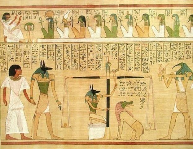 Primer Periodo Intermedio (2181-2055 a.C) y el nacimiento del Reino Medio (2055-1650 a.C) (Gods in the Desert)