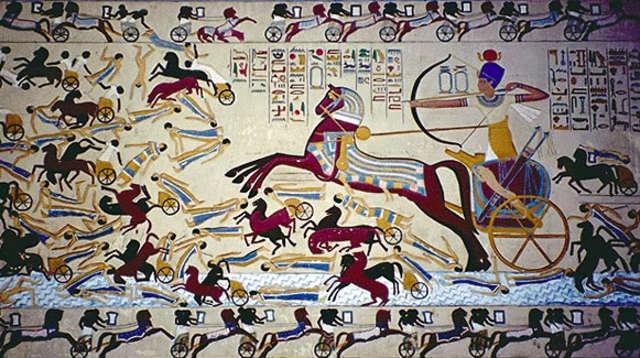 Segundo Periodo Intermedio (1650-1550 a.C) (Gods in the Desert)