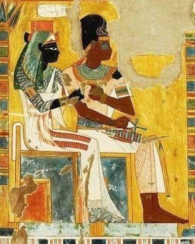 El Nuevo Reino en Egipto; su apogeo (1550-1069 a.C) (Gods in the Desert)