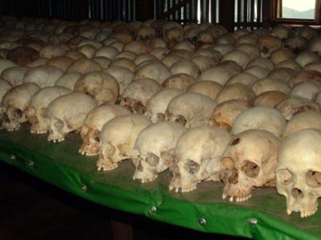 End of the Rwandan Genocide