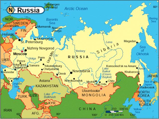Russian Labor Leadors