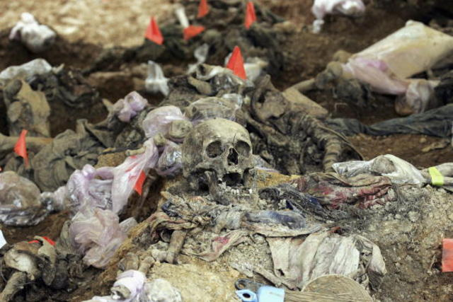 The Genocide of Bosnia