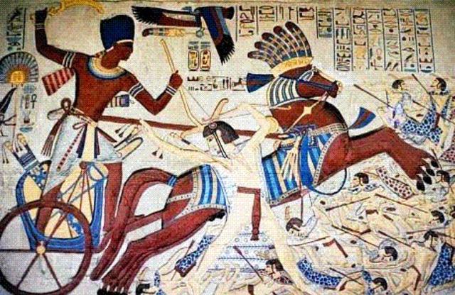 Egipto Supremo durante el Nuevo Reino (Historia del Antiguo Egipto)
