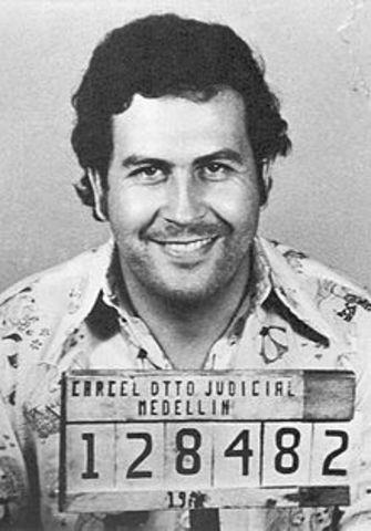 Muerte de Pablo Emilio Escobar Gaviria