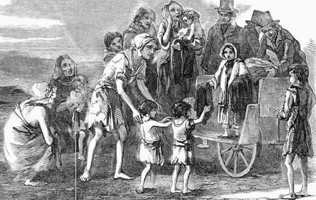 Great Famine (Ireland)