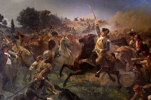 Battle of Monmouth, 1778